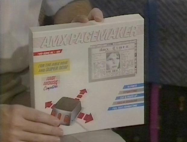 AMX Pagemaker
