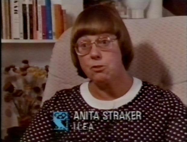 Anita Straker