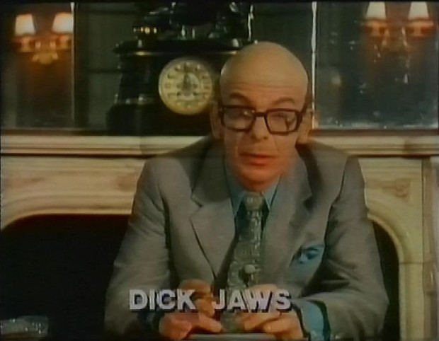 Barry Cryer as Dick Jaws