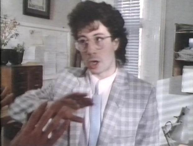 Ben Elton as Roland Tarquin