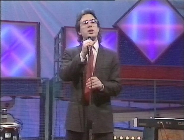 Ben Elton on Saturday Live