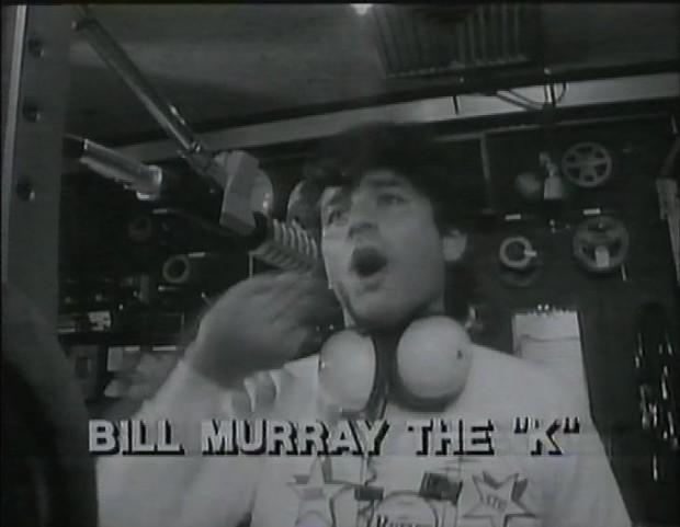 Bill Murray the K