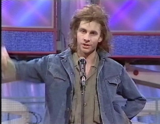 Chris Barrie as Bob Geldof