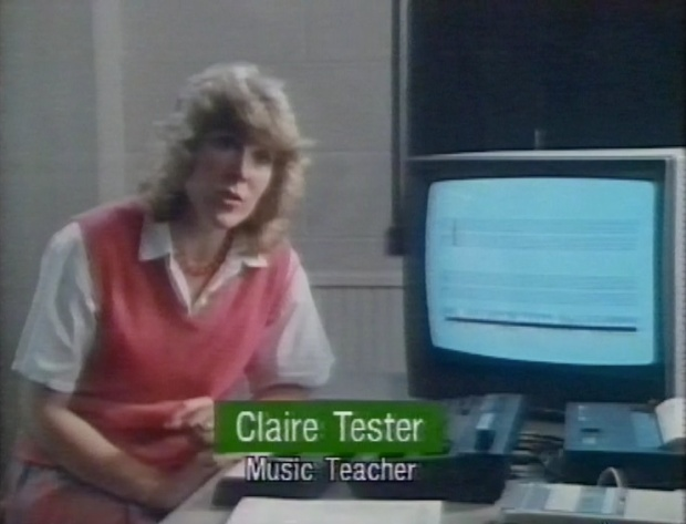 Claire Tester