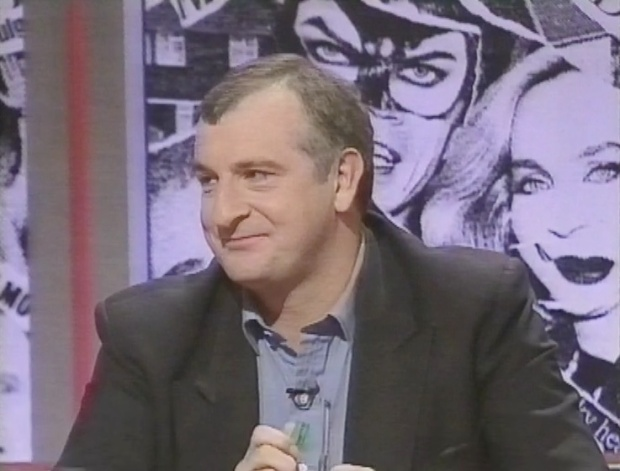 Douglas Adams on HIGNFY