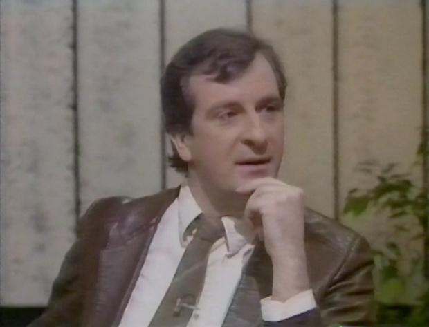 Douglas Adams on Micro Live