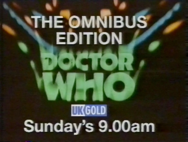 Dr Who omnibus