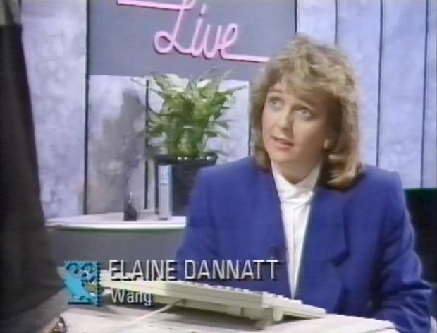 Elaine Dannatt