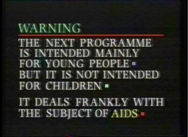 First Aids warning