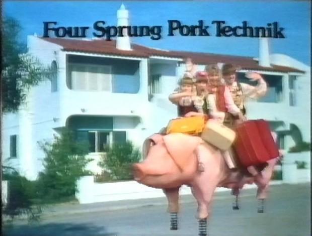Four Spring Pork Technik