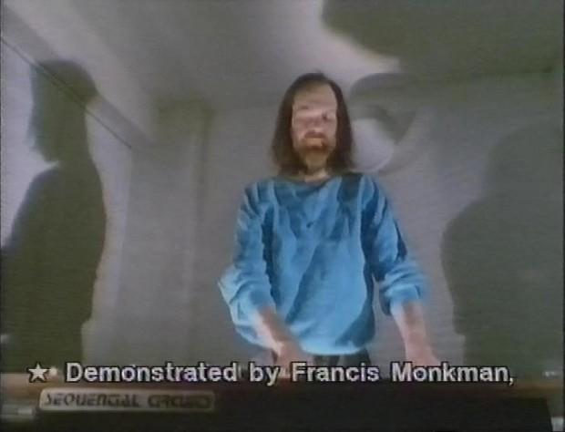 Francis Monkman
