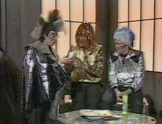 Fry, Laurie and Elton