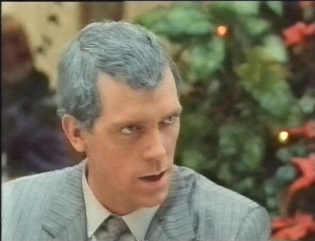 Hugh Laurie as Victor Berkoff