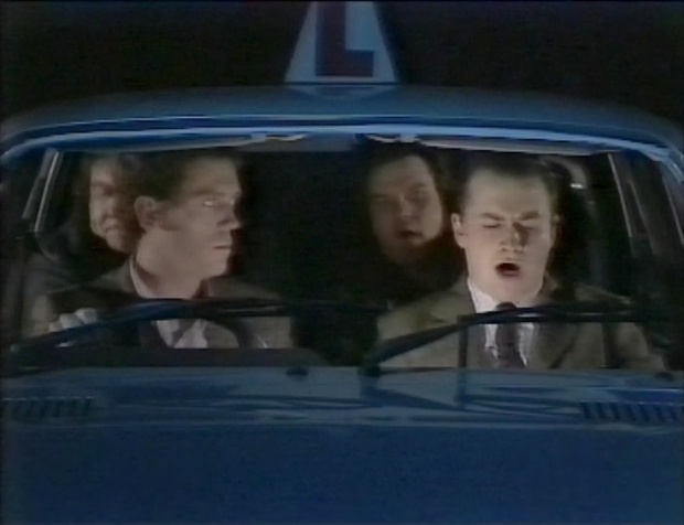 Hugh Laurie, Harry Enfield, Meat Loaf
