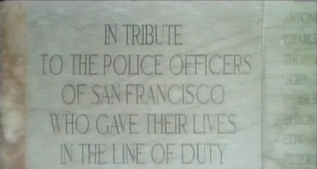 In Tribute to the San Francisco Police Officers