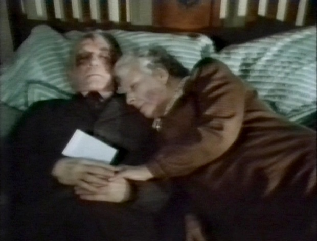 irene Handl and Eric Francis