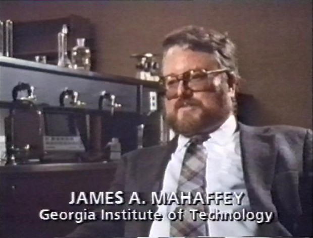 James A Mahaffey