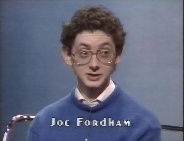Joe Fordham
