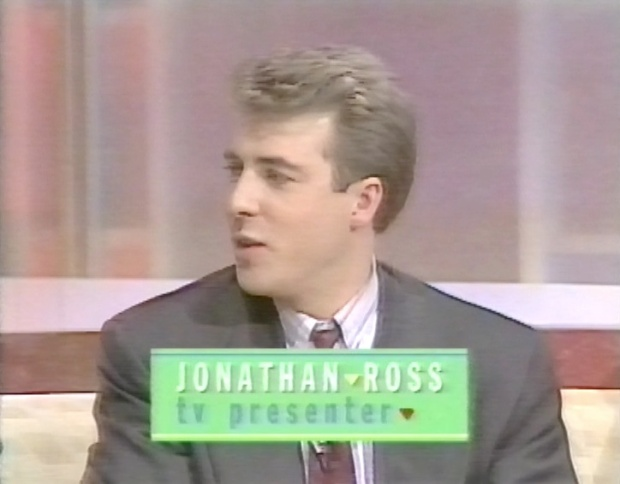 Jonathan Ross on First Aids