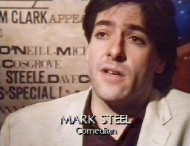 Mark Steel
