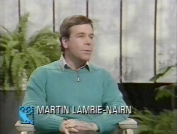 Martin Lambie-Nairn