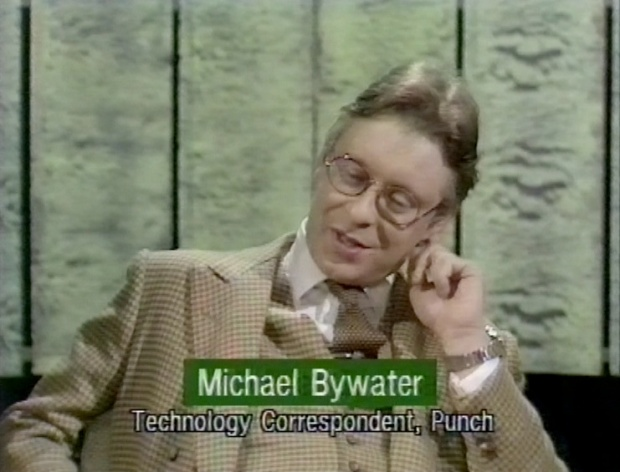 Michael Bywater