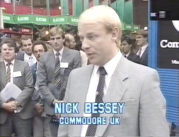 Nick Bessey
