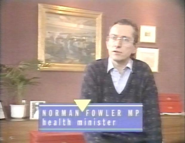 Norman Fowler