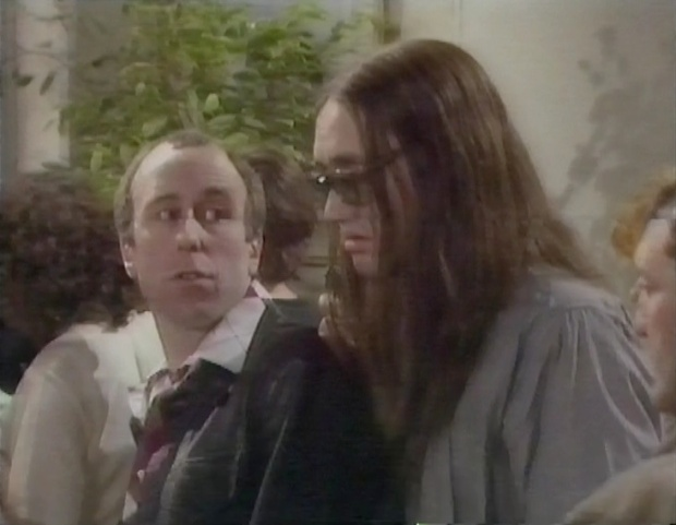 Norman Lovett in The Young Ones