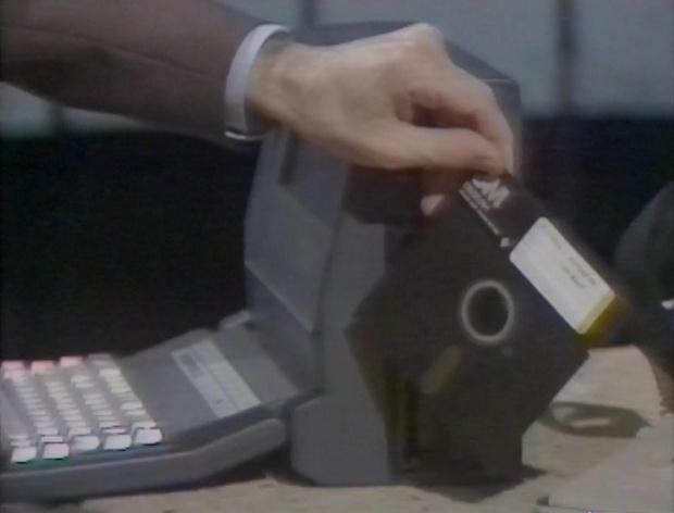 Osborne computer