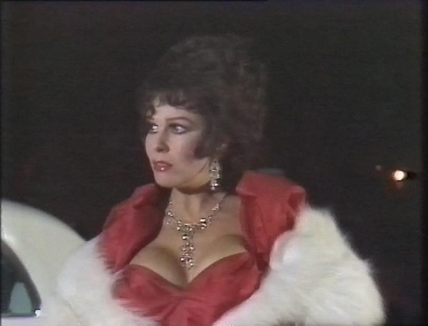 Pamela Stephenson as Joan Collins
