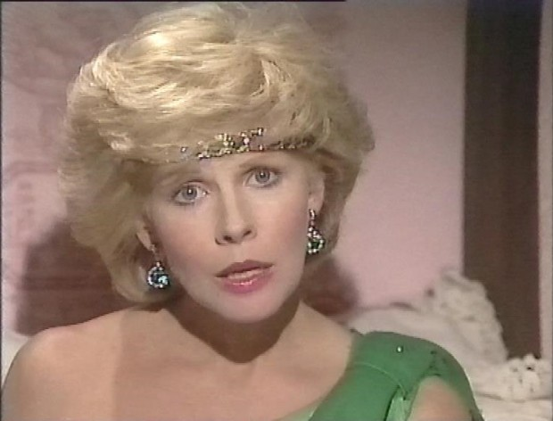Pamela Stephenson as Princess Diana