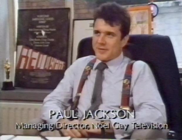 Paul Jackson 2