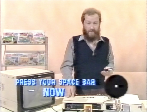 press Your Space Bar Now