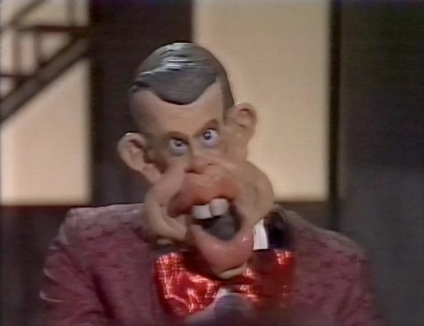Prince Edward puppet