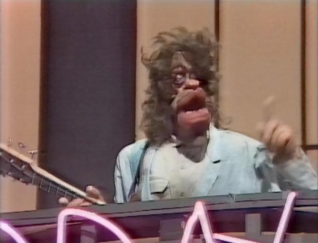 Puppet Bob Geldof