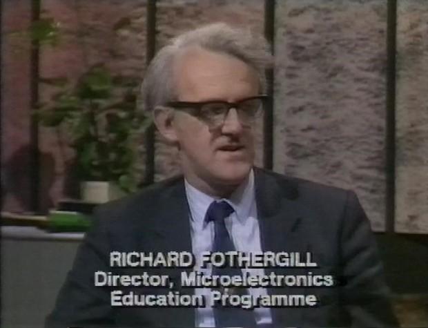 Richard Fothergill