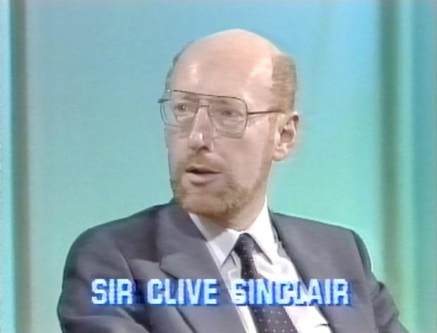 Sir Clive Sinclair 2