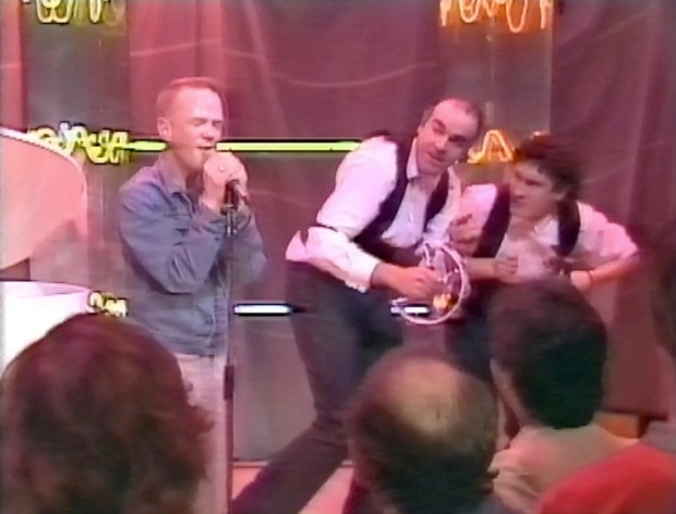 The Communards and the Oblivion Boys
