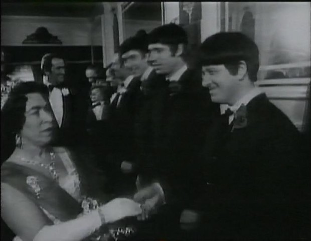 The Queen Meets the Rutles