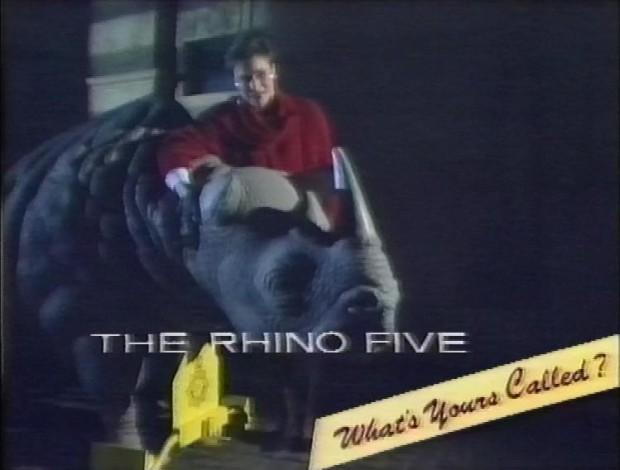 The Rhino Five