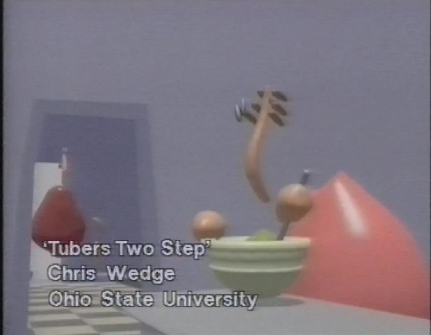 Tubers Two Step