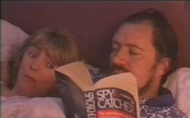 Alison Steadman and Jim Broadbent