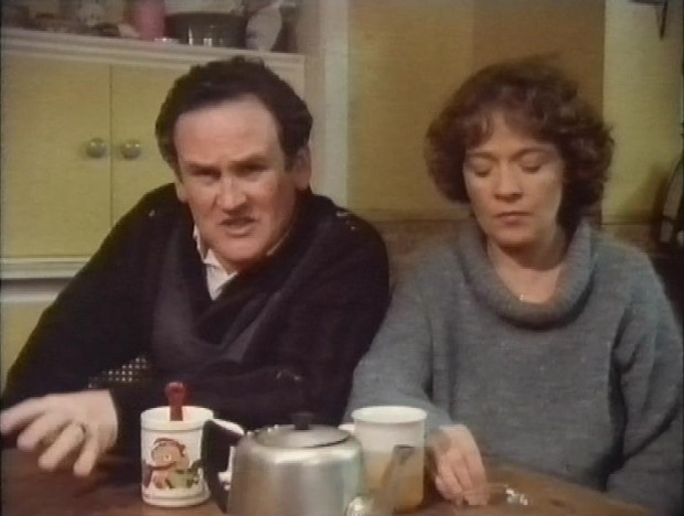 Colm Meaney and Ruth McCabe