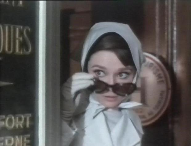 Hepburn The Spy