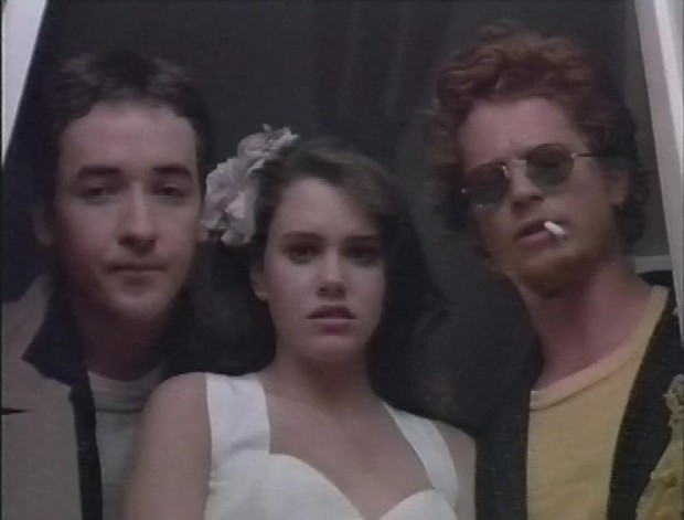 John Cusack, Ione Skye and Eric Stoltz