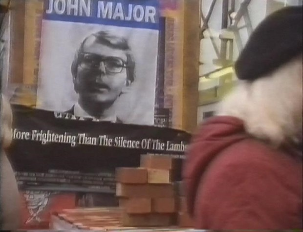 John Major More Firghtening than Silence of the Lambs