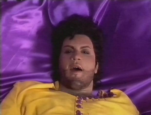 Lenny Henry does Prince