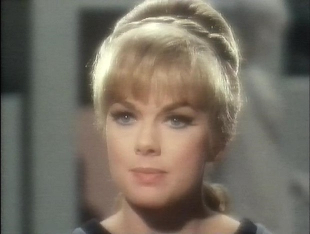 Leslie Parrish as Carolyn Palamas