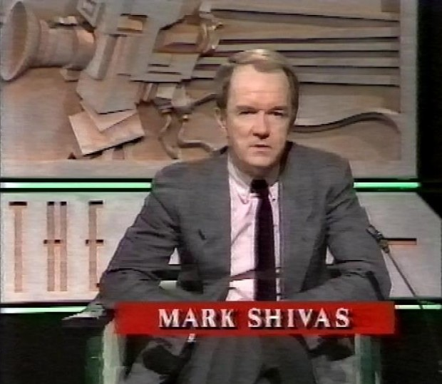 Mark Shivas